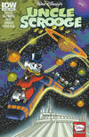 Cover for Uncle Scrooge (IDW, 2015 series) #2 [Retailer Incentive Variant]