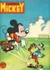 Cover for Le Journal de Mickey (Disney Hachette Presse, 1952 series) #155