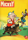 Cover for Le Journal de Mickey (Disney Hachette Presse, 1952 series) #159