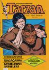 Cover for Tarzan (Atlantic Förlags AB, 1977 series) #6/1984