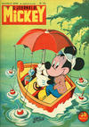 Cover for Le Journal de Mickey (Disney Hachette Presse, 1952 series) #172