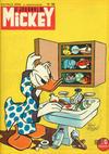Cover for Le Journal de Mickey (Disney Hachette Presse, 1952 series) #196