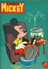 Cover for Le Journal de Mickey (Disney Hachette Presse, 1952 series) #197