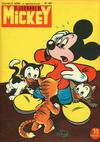 Cover for Le Journal de Mickey (Disney Hachette Presse, 1952 series) #198