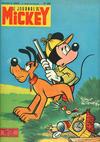 Cover for Le Journal de Mickey (Hachette, 1952 series) #408