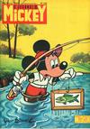 Cover for Le Journal de Mickey (Hachette, 1952 series) #416