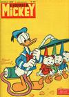 Cover for Le Journal de Mickey (Hachette, 1952 series) #424