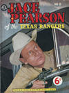 Cover for Jace Pearson of the Texas Rangers (World Distributors, 1953 series) #8