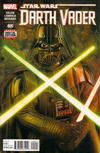 Cover for Darth Vader (Marvel, 2015 series) #5