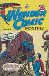 Cover for Superman Presents Wonder Comic Monthly (K. G. Murray, 1965 ? series) #72