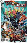Cover Thumbnail for Teen Titans (2003 series) #100 [Phil Jimenez Cover]