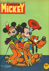 Cover for Le Journal de Mickey (Disney Hachette Presse, 1952 series) #194