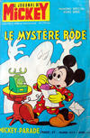 Cover for Le Journal de Mickey Numero Special Hors Series (Hachette, 1966 series) #772