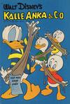 Cover for Kalle Anka & C:o (Hemmets Journal, 1957 series) #16/1958