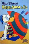 Cover for Kalle Anka & C:o (Hemmets Journal, 1957 series) #19/1957