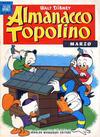 Cover for Almanacco Topolino (Arnoldo Mondadori Editore, 1957 series) #51