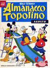 Cover for Almanacco Topolino (Arnoldo Mondadori Editore, 1957 series) #56