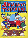 Cover for Almanacco Topolino (Arnoldo Mondadori Editore, 1957 series) #61