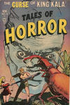 Cover for Tales of Horror (Superior Publishers Limited, 1952 series) #4