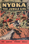Cover for Nyoka the Jungle Girl (Cleland, 1949 series) #1