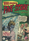 Cover for Five-Score Comic Monthly (K. G. Murray, 1958 series) #4