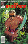 Cover for The Terminator (Now, 1988 series) #4 [Newsstand Edition]
