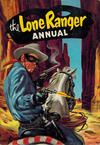 Cover for The Lone Ranger Annual (World Distributors, 1953 series) #1960