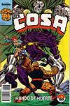 Cover for La Cosa (Planeta DeAgostini, 1989 series) #8