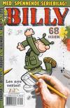 Cover for Billy (Hjemmet / Egmont, 1998 series) #10/2015