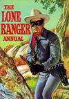 Cover for The Lone Ranger Annual (World Distributors, 1953 series) #1962
