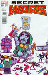 Cover Thumbnail for Secret Wars (2015 series) #1 [Skottie Young Babies Variant]