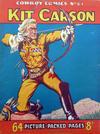 Cover for Cowboy Comics (Amalgamated Press, 1950 series) #84