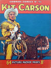 Cover for Cowboy Comics (Amalgamated Press, 1950 series) #98