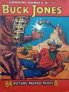 Cover for Cowboy Comics (Amalgamated Press, 1950 series) #97
