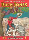 Cover for Cowboy Comics (Amalgamated Press, 1950 series) #89