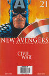 Cover Thumbnail for New Avengers (2005 series) #21 [Newsstand Edition]