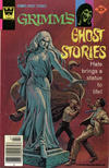 Cover for Grimm's Ghost Stories (Western, 1972 series) #38 [Whitman Edition]