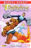 Cover for Marvel Héroes (Panini España, 2012 series) #60 - Los 4 Fantásticos de John Byrne 2