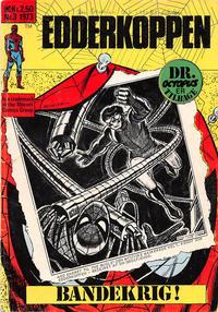 Cover Thumbnail for Edderkoppen (Williams, 1973 series) #3/1973