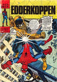Cover Thumbnail for Edderkoppen (Williams, 1973 series) #5/1974