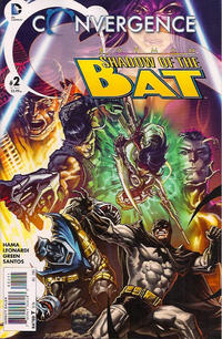 Cover Thumbnail for Convergence Batman: Shadow of the Bat (DC, 2015 series) #2