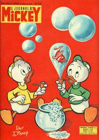 Cover Thumbnail for Le Journal de Mickey (Disney Hachette Presse, 1952 series) #410