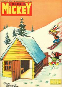 Cover Thumbnail for Le Journal de Mickey (Disney Hachette Presse, 1952 series) #401