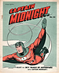 Cover Thumbnail for Captain Midnight (L. Miller & Son, 1946 series) #44