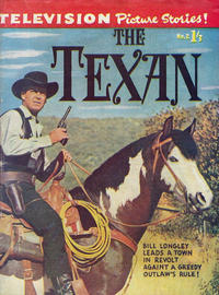 Cover Thumbnail for The Texan (Magazine Management, 1965 ? series) #2