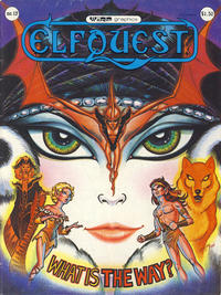 Cover Thumbnail for ElfQuest (WaRP Graphics, 1978 series) #12 [With Canadian Price]