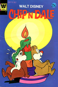 Cover for Walt Disney Chip 'n' Dale (Western, 1967 series) #28