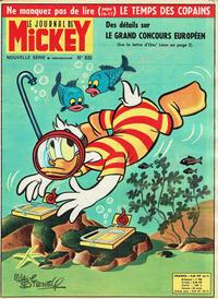 Cover Thumbnail for Le Journal de Mickey (Disney Hachette Presse, 1952 series) #535