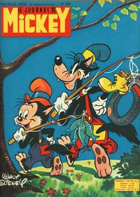 Cover Thumbnail for Le Journal de Mickey (Disney Hachette Presse, 1952 series) #433