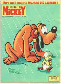 Cover Thumbnail for Le Journal de Mickey (Disney Hachette Presse, 1952 series) #523